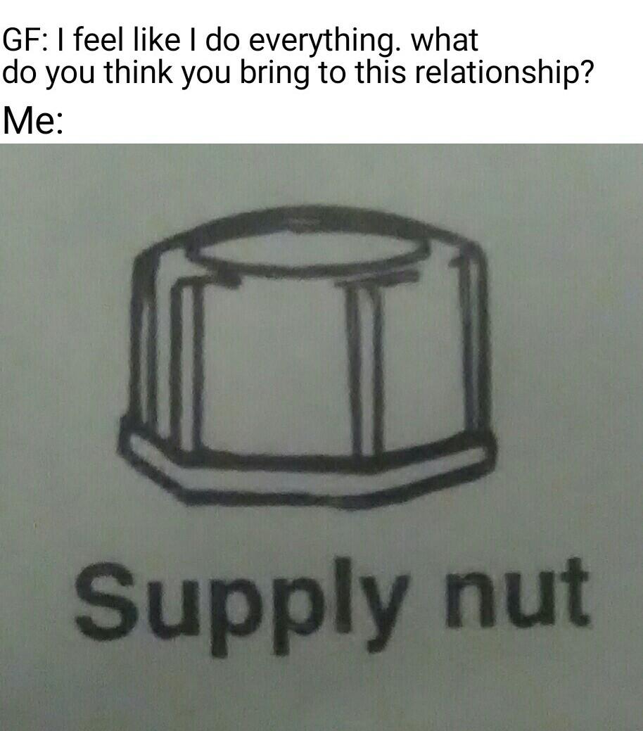 entertaining nut memes