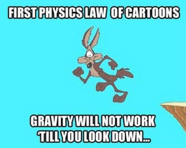entertaining physics memes