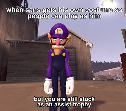 entertaining waluigi memes