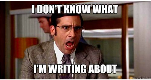 entertaining writing memes