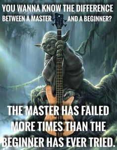 entertaining yoda meme