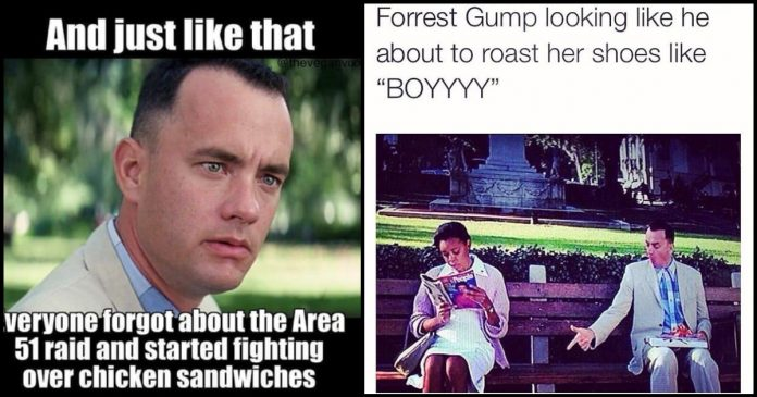 140 Forrest Gump Memes Based On The American Drama Flick Geeks