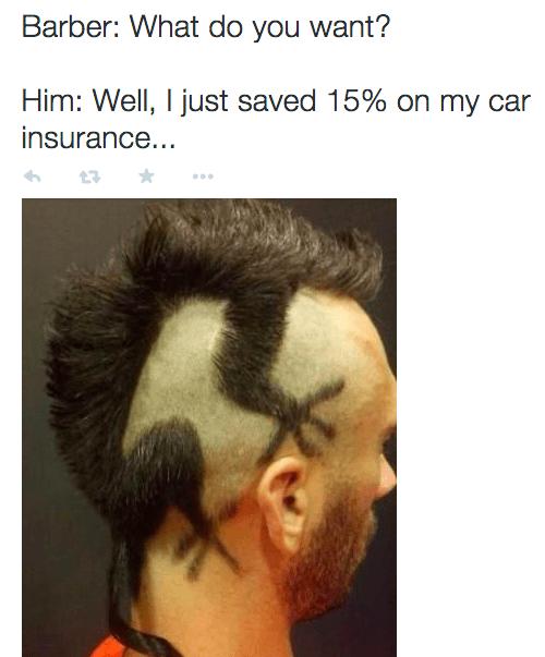 funny barber memes