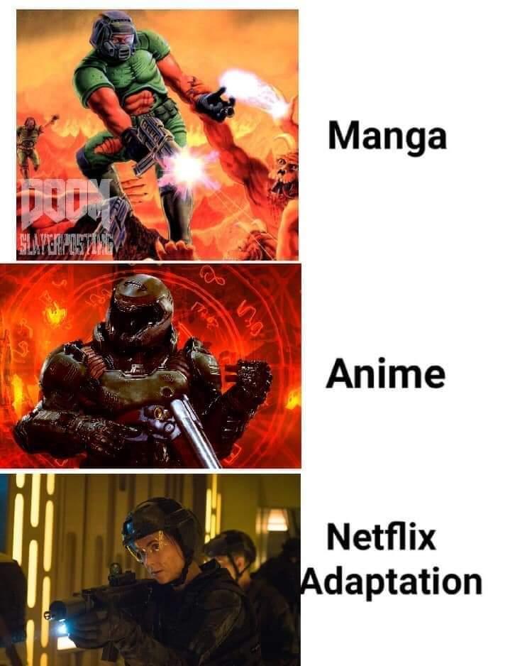 high spirited doom memes