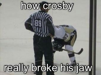 high-spirited hockey memes