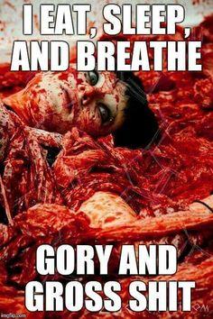 high spirited horror memes