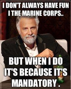 high spirited marine memes