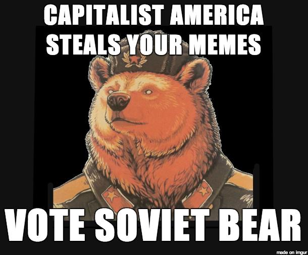 high spirited soviet memes