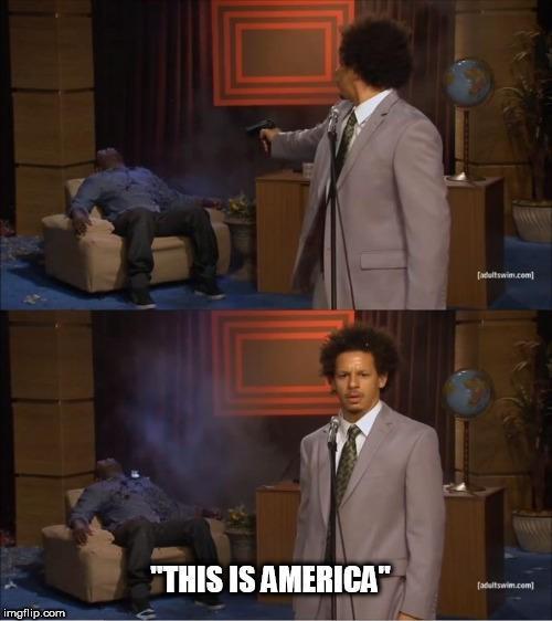 high-spirited this is america meme