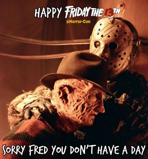 hilarious friday the 13th memes