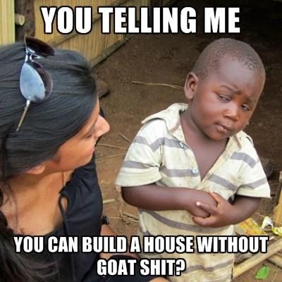 hilarious goat meme
