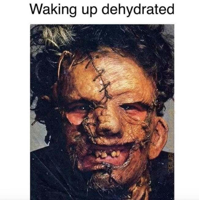hilarious horror memes