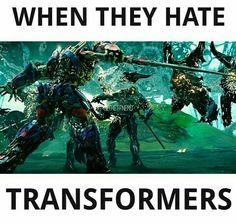 hilarious transformers memes