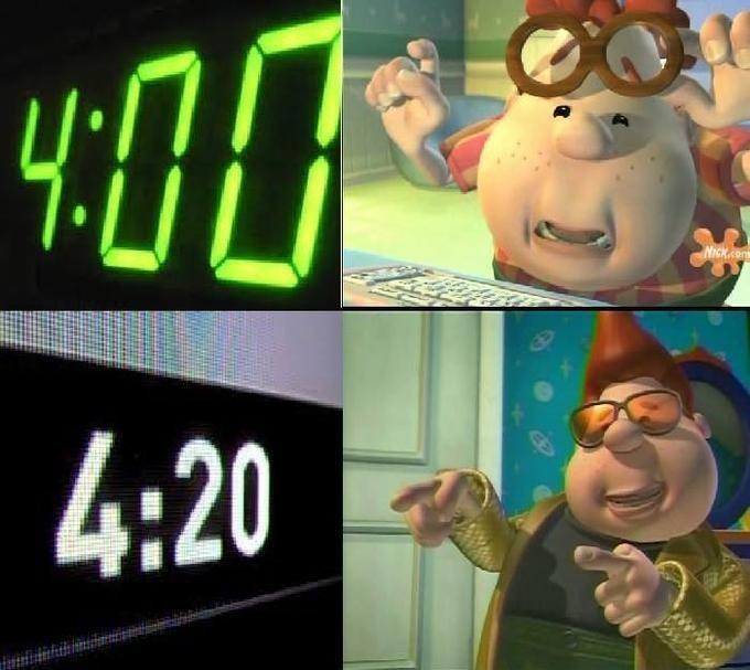 humorous 420 memes