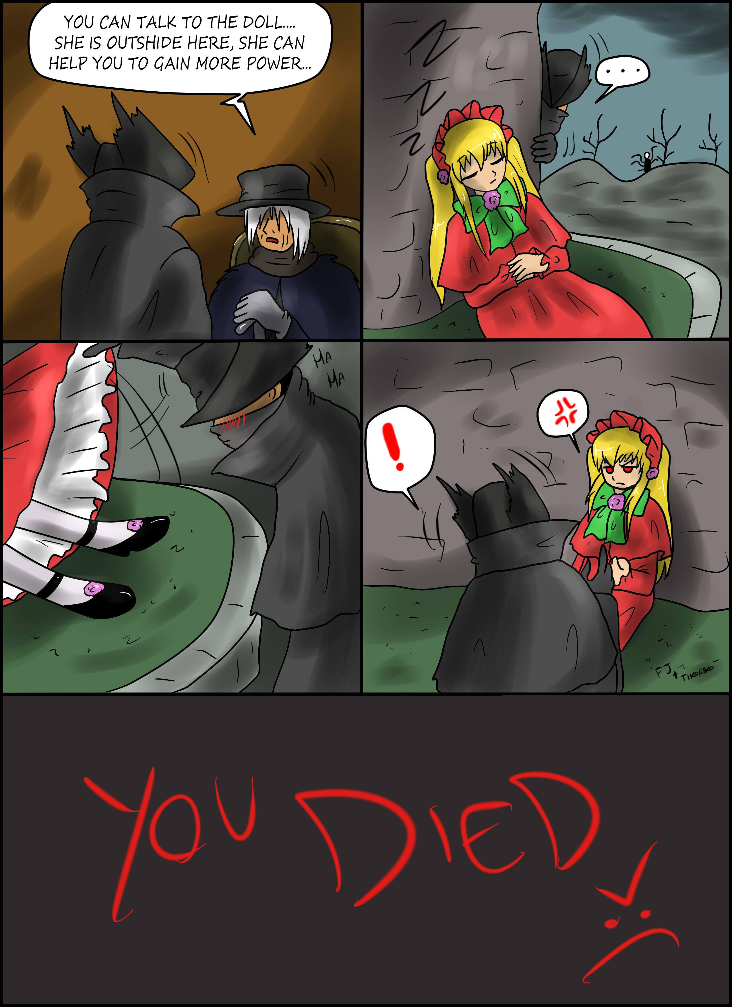 humorous bloodborne memes
