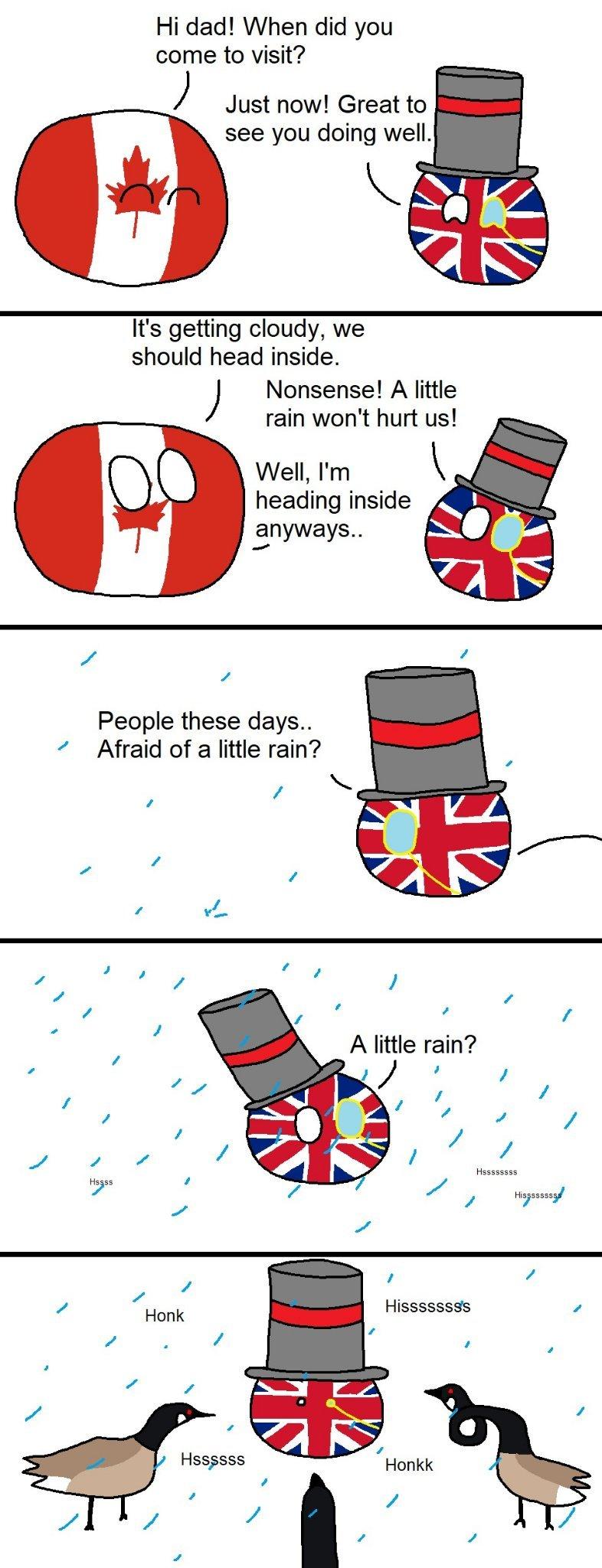 humorous canada memes