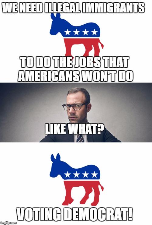 humorous democrat memes