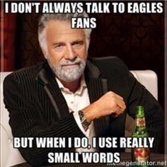 humorous eagles memes