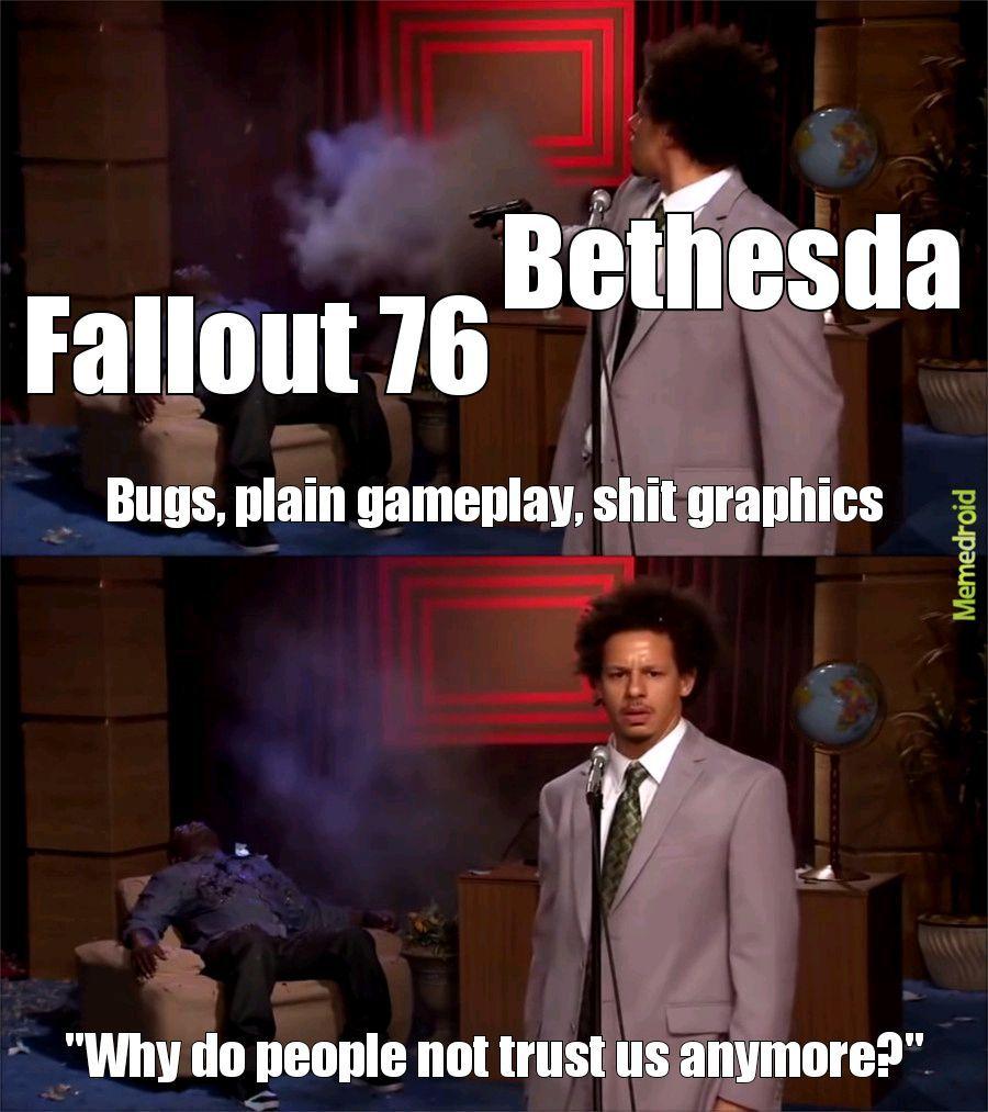 humorous fallout 76 memes