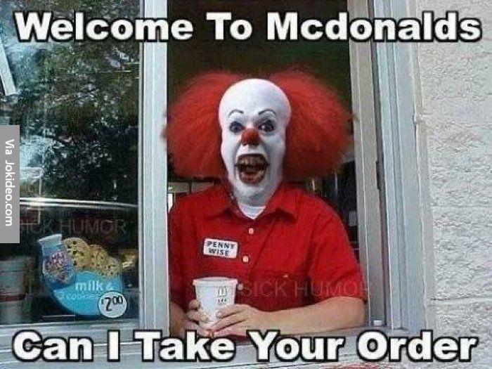 humorous mcdonalds memes