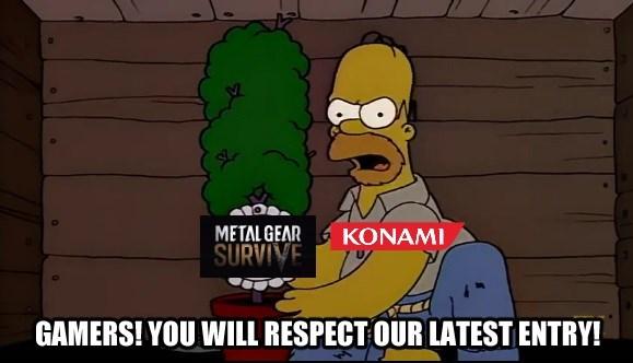 humorous metal gear memes