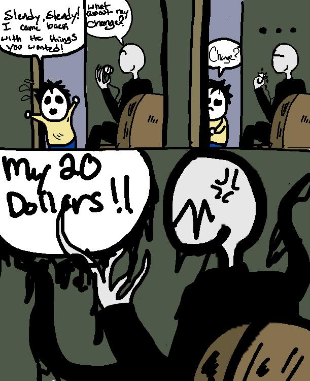 humorous slenderman memes