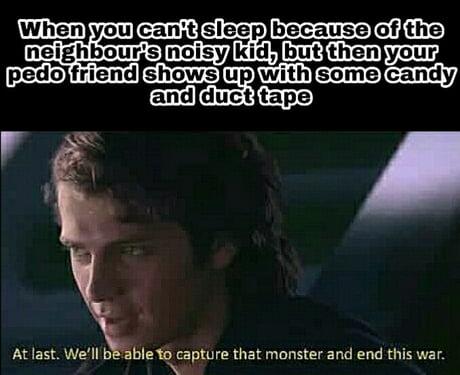 humorous star wars prequel memes