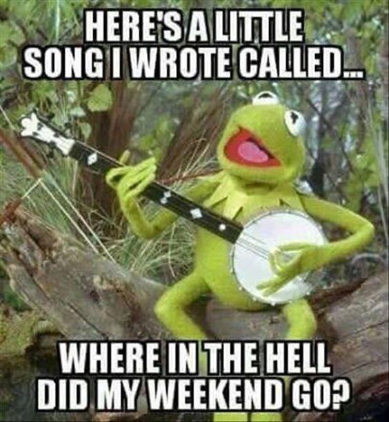 humorous sunday meme