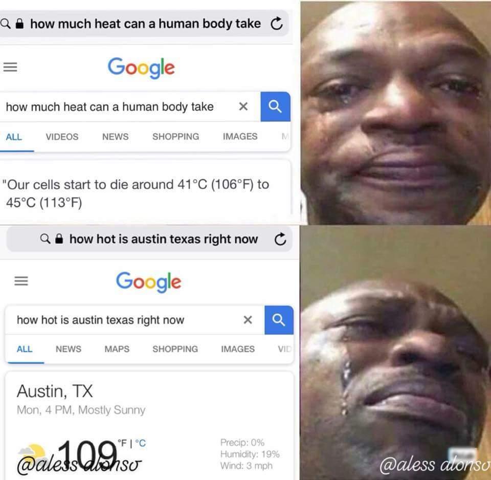 humorous texas memes