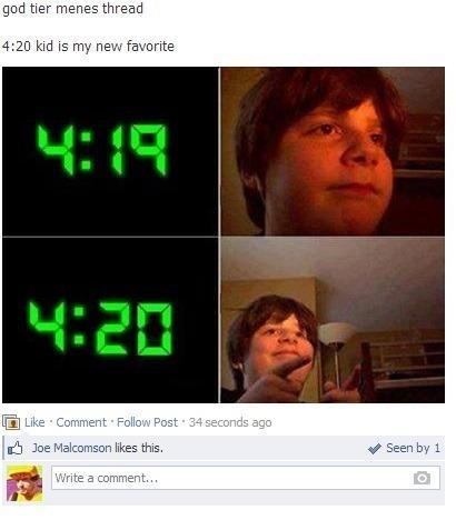 jolly 420 memes