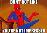 jolly 60's Spider-Man memes