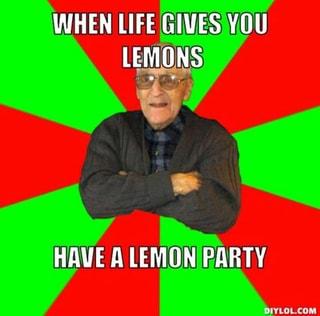 jolly Lemon Party memes