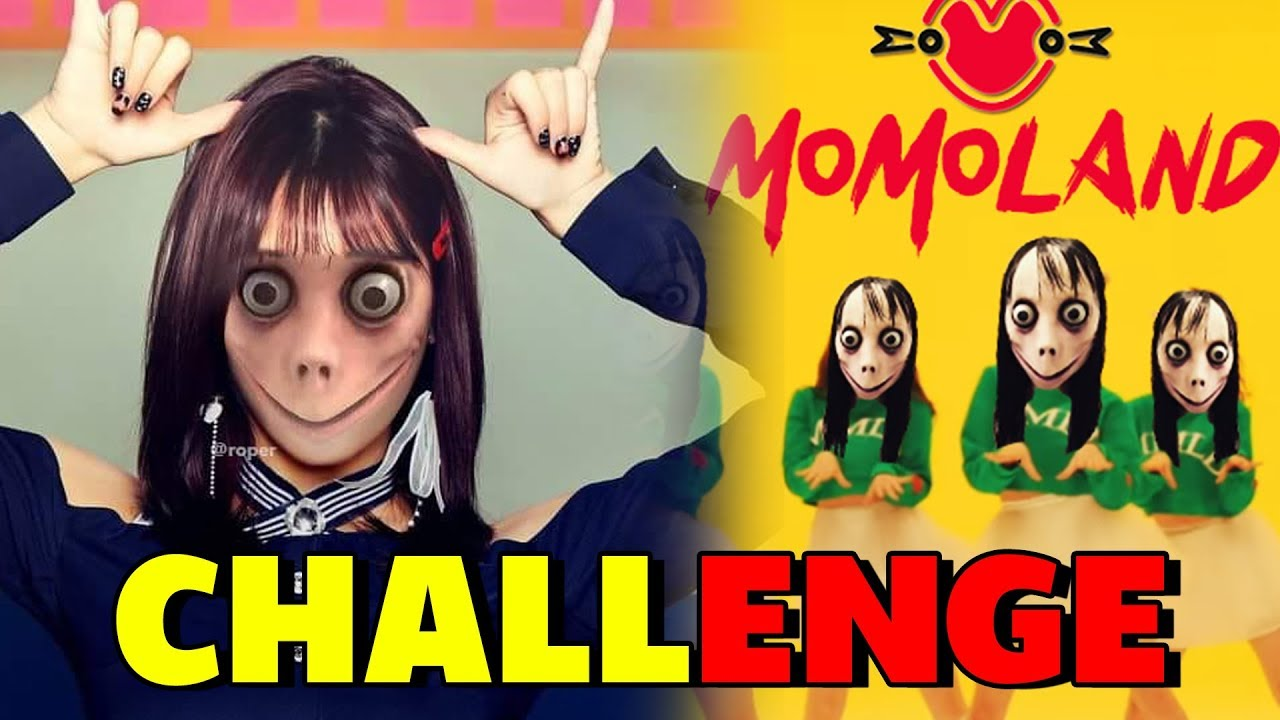 jolly Momo Challenge memes