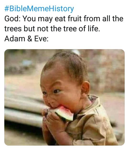 jolly bible memes