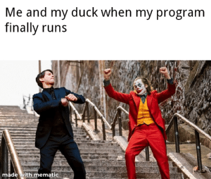 jolly duck meme