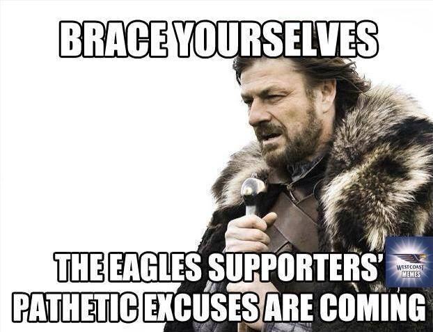 jolly eagles memes