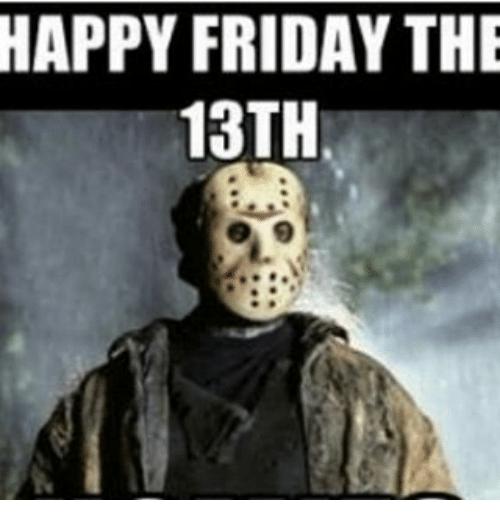 jolly friday the 13th memes