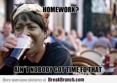 jolly homework meme