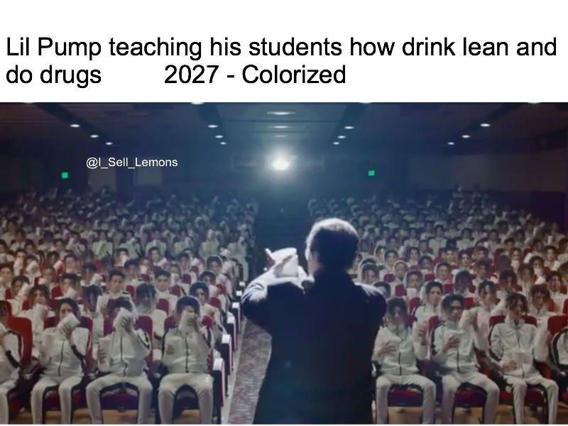 jolly lil pump memes