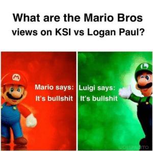 jolly logan paul memes