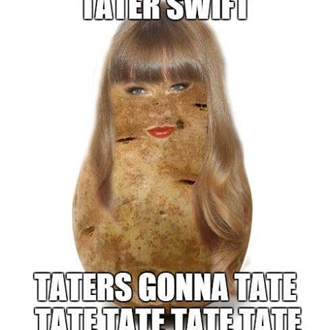 jolly potato meme