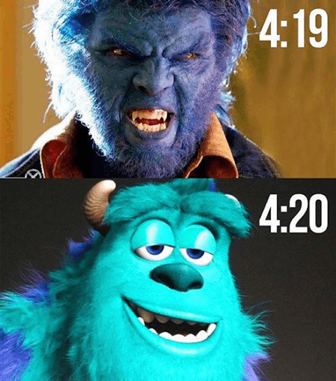 laughable 420 memes