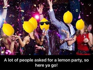 laughable Lemon Party memes