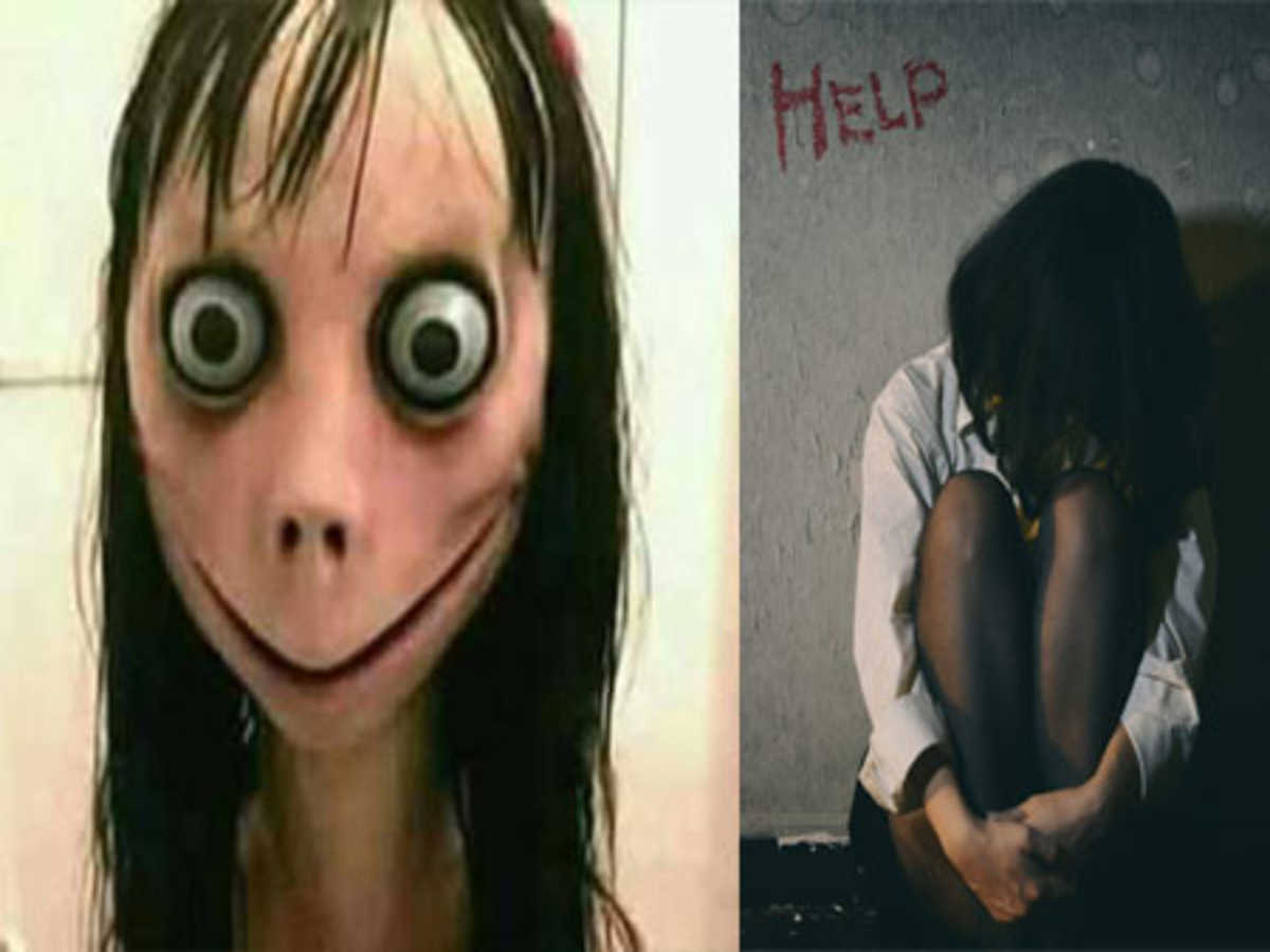 laughable Momo Challenge memes