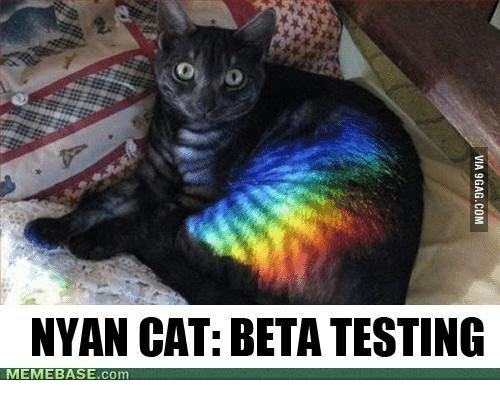 laughable Nyan Cat memes