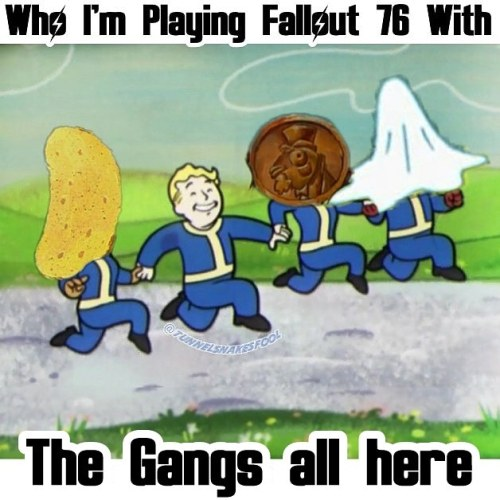 laughable fallout 76 memes