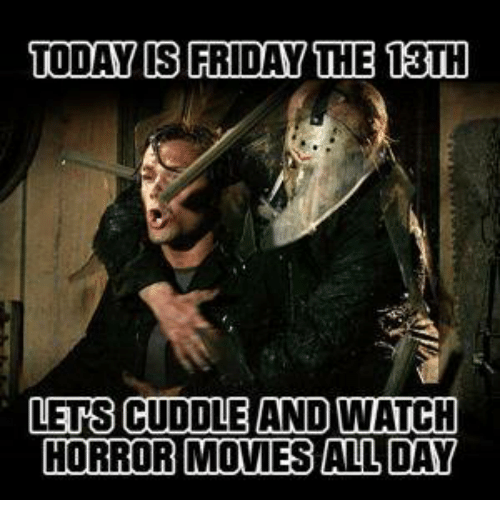 laughable friday the 13th memes