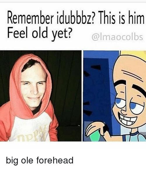 laughable idubbbz memes