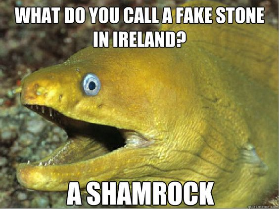 laughable irish memes