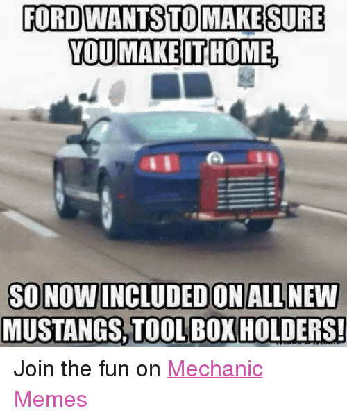 laughable mechanic memes